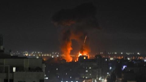 Xung đột Israel-Palestine: Bạo lực trở lại