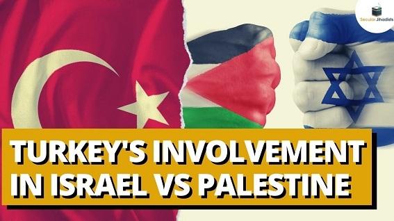 Israel: Thổ Nhĩ Kỳ vây công Israel bằng 2 gọng kìm Palestine-Libya