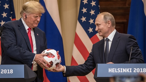 Ông Trump chê ông Biden, đổ lỗi vụ Nord Stream-2