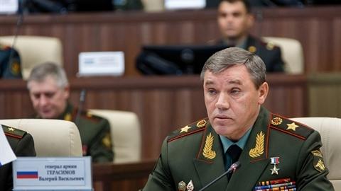Phương Tây lý giải tướng Gerasimov có mặt hội đàm Putin-Biden