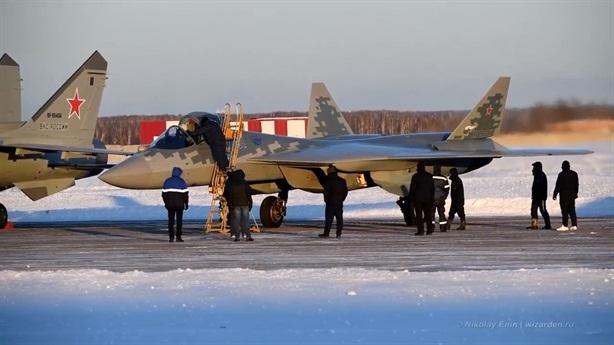 Nga nâng cấp Su-57 thúc đẩy xuất khẩu...