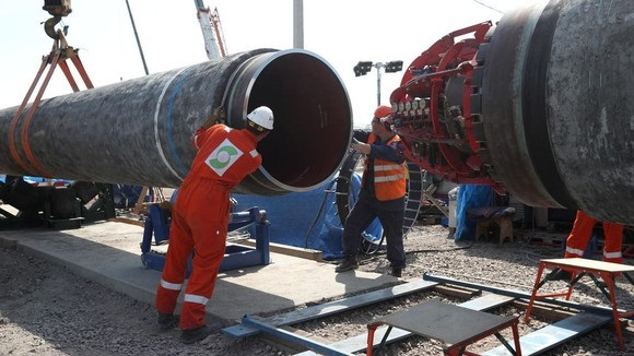 Nga: Ukraine nên dừng yêu sách đòi bồi thường vì Nord Stream-2
