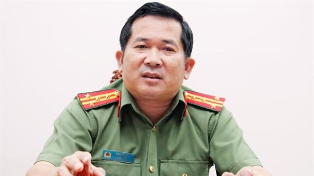Giám đốc Công an tỉnh An Giang nói lời chân thành