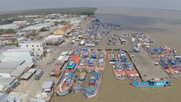Ưu tiên 50.000 tỷ làm cảng Trần Đề