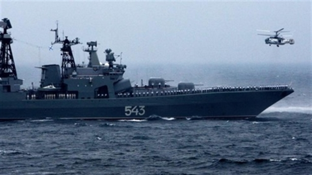 7 tàu chiến Nga tiếp cận căn cứ lớn nhất của Mỹ