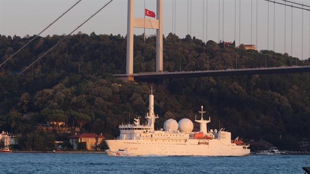 'Bóng ma' Dupuy de Lome lạc lối khi tiếp cận Crimea