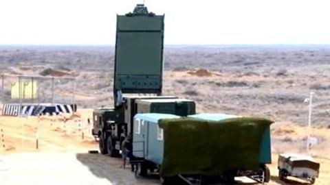 Trạm radar Yenisei của S-500 bắt đầu trực chiến