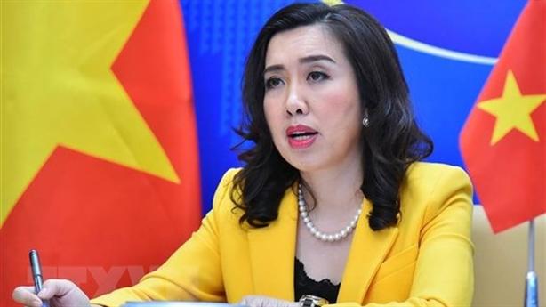 Việt Nam khẳng định chủ quyền đối với Hoàng Sa, Trường Sa