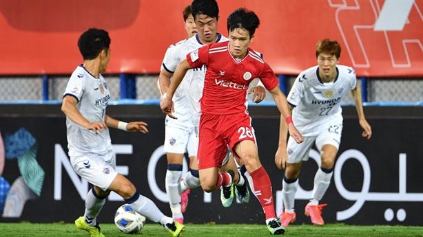 CLB Viettel đấu Ulsan Hyundai: Bóng đá Việt nâng tầm cao mới