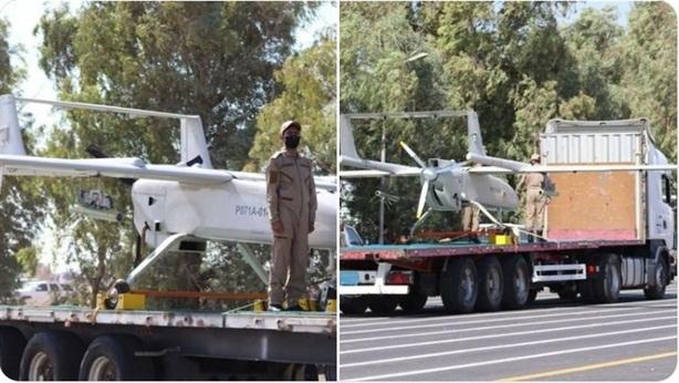 Mỹ giáng đòn không kích, sau khi PMU khoe UAV Iran