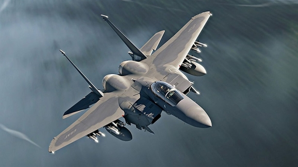 F-15EX mang nhiều tên lửa thành vô nghĩa khi đối đầu Nga