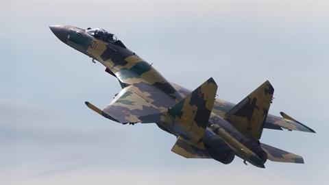 Nga đưa hàng chục Su-35 tới Kamchatka khiến Mỹ lo ngại