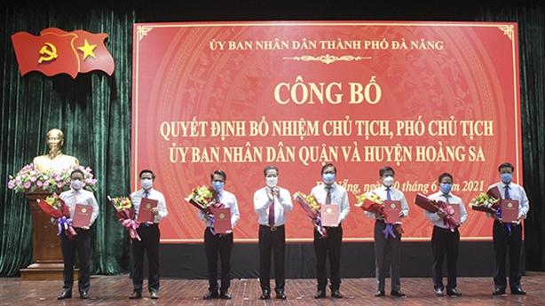 Đà Nẵng bổ nhiệm lãnh đạo mới của huyện đảo Hoàng Sa
