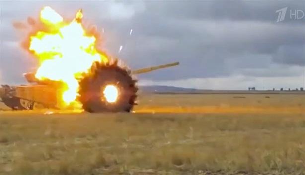 Hệ thống APS của Armata diệt gọn đạn chống tăng