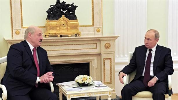 Ông Putin cảnh báo phương Tây về Belarus