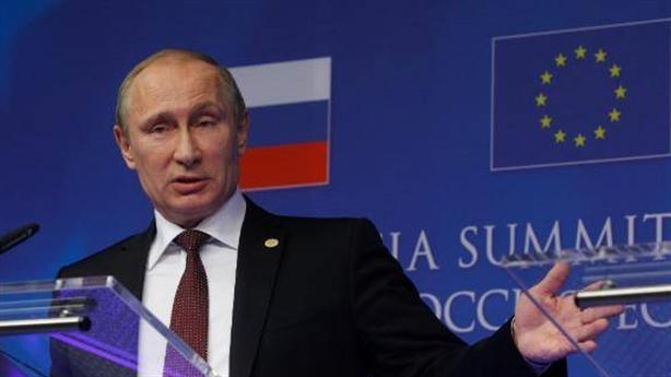 Châu Âu ngập ngừng, Pháp tự nói với Nga