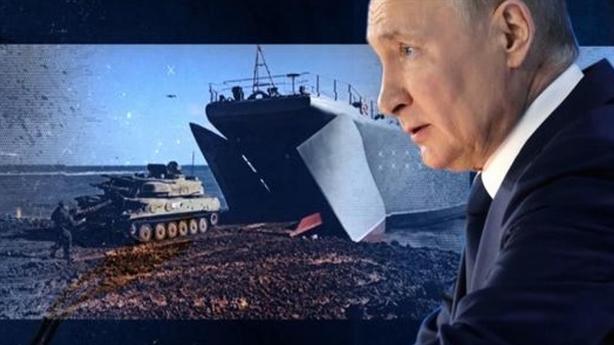 Tổng thống Nga cho phép quân đội chặn eo biển Kerch