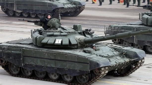 Sức mạnh đánh chặn ít biết của tăng T-72B3M