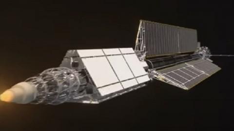 Nga chuẩn bị đặt pháo điện từ trên quỹ đạo hành tinh?