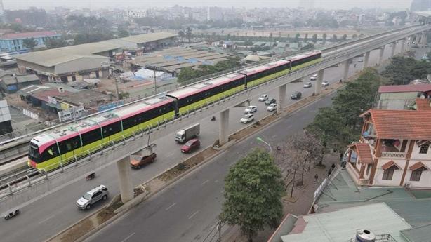 Đề xuất làm tuyến metro số 3 ga Hà Nội - Hoàng Mai