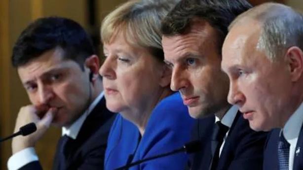 Phương Tây đứng khác phía với Ukraine về Donbass?