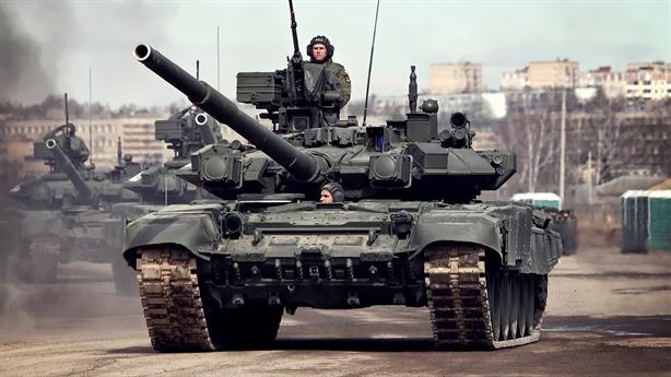 NI: Tăng Abrams mạnh hơn hẳn T-90