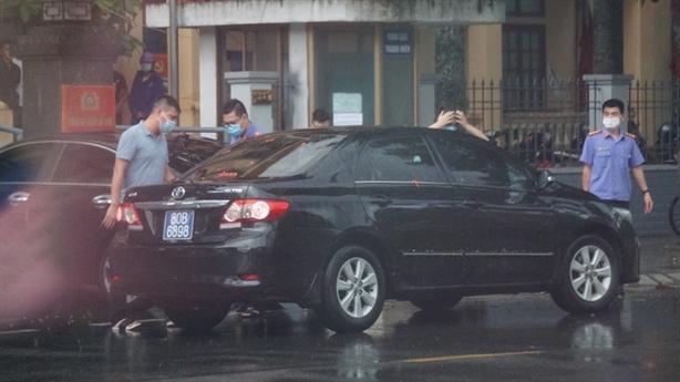 Phó trưởng Công an quận Đồ Sơn bị khởi tố