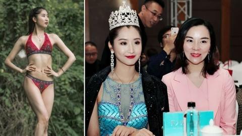Hoa hậu Trung Quốc ung thư giai đoạn cuối ở tuổi 27