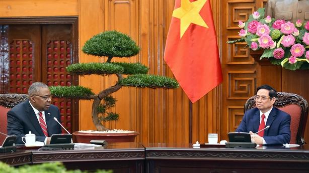 Việt Nam luôn coi Hoa Kỳ là đối tác hàng đầu