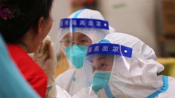 Trung Quốc bùng dịch ở Nam Kinh; Mỹ tiếp tục đau đầu