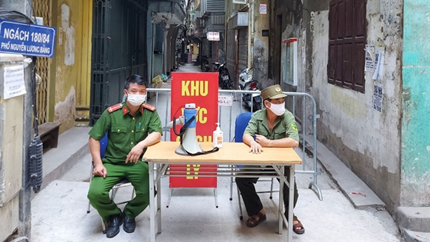 Hà Nội 25 ca, có ca bán rau chợ Phùng Khoang