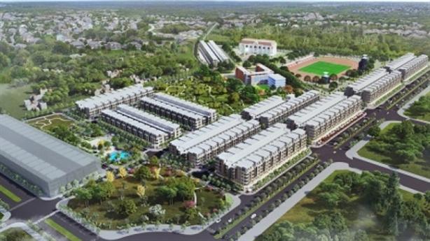 Bắc Ninh phạt chủ dự án Vườn Sen 250 triệu đồng