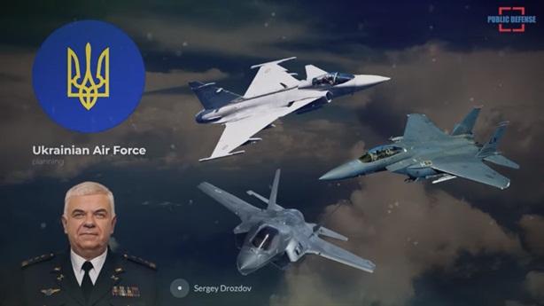 Ukraine chê F-35 bị radar Nga phát hiện
