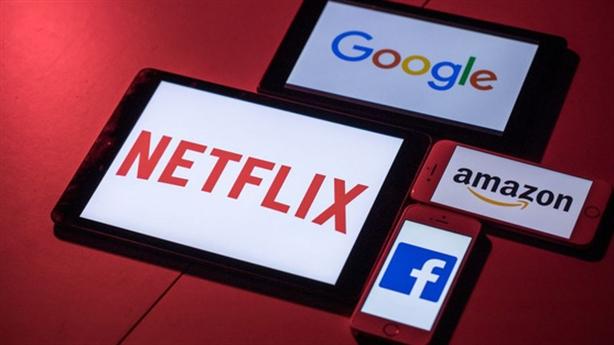 Từ nay đến cuối năm quyết thu thuế Netflix, Facebook, Google