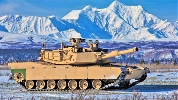 Mỹ độ hệ thống đặc biệt giúp Abrams tác chiến gần Nga