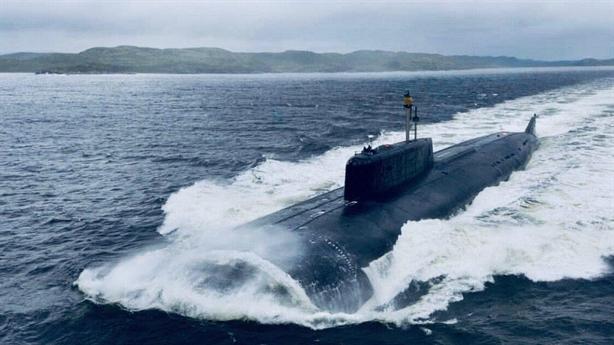Nga có công nghệ mật nhận diện chính xác tàu ngầm Mỹ