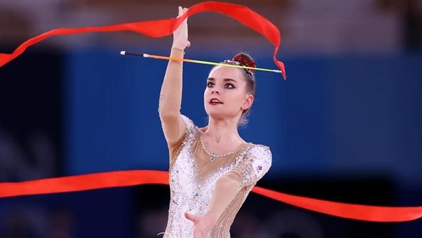 VĐV giành huy chương bạc được ông Putin trao giải thưởng