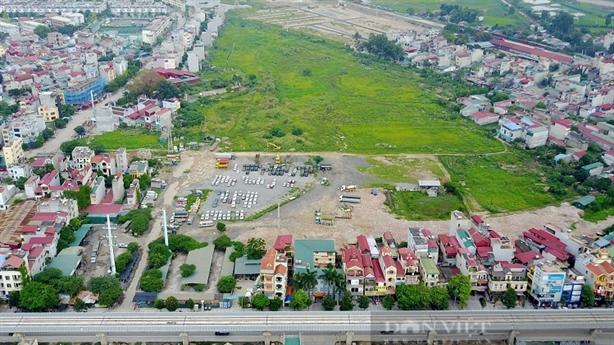 Hà Nội thúc xử lý trăm dự án bỏ hoang