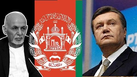 Afghanistan rơi vào tay Taliban: Ashraf Ghani là tội đồ giống Yanukovych?