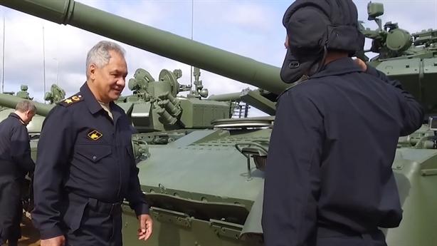 Nga chứng minh điểm yếu của T-80 chỉ là quá khứ