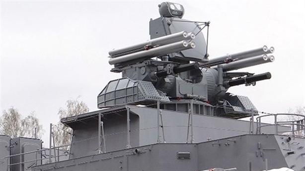 Pantsir-M chặn mọi tên lửa diệt hạm bay sát mặt nước