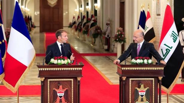 Lý do Pháp ngược chiều Mỹ khi tuyên bố ở lại Iraq