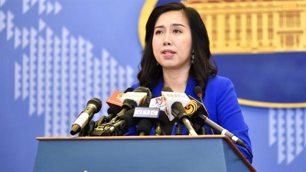 Việt Nam kiên quyết bảo vệ chủ quyền Hoàng Sa, Trường Sa