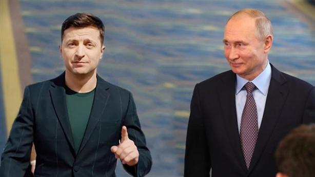 Lãnh đạo Nga sẽ không gặp Ukraine nếu chỉ bàn về Crimea