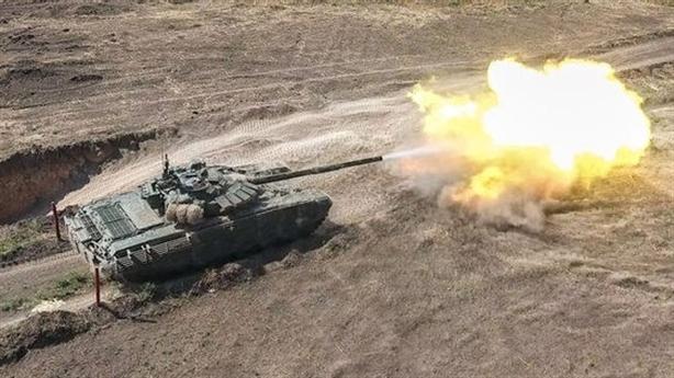 Tiết lộ 2 nhiệm vụ xe tăng Nga ở biên giới Afghanistan
