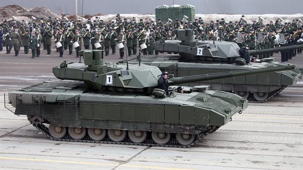 Mỹ: Nga tăng phòng thủ phía Tây bằng vũ khí mới nhất