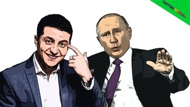 Nga-Ukraine: Mặc Kiev khiêu khích, Moscow cứ... thân thiện