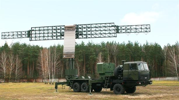 Radar 3D Belarus phô diễn sức mạnh trong Zapad-2021