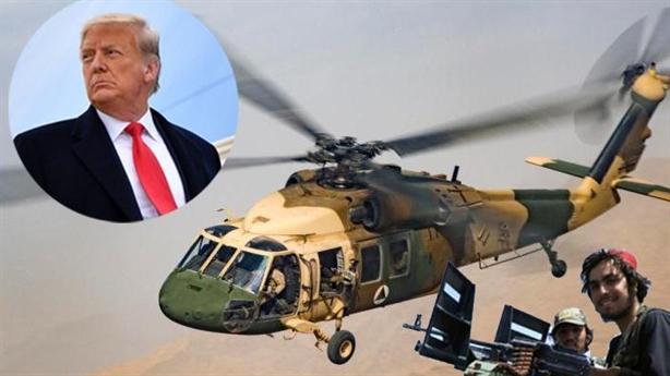 Ông Trump lo Nga, Trung mổ xẻ máy bay Mỹ ở Afghanistan