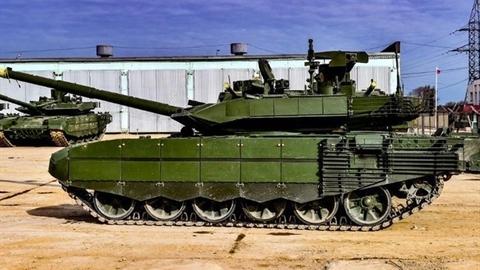 Báo Mỹ thừa nhận sức mạnh vượt trội của T-90M Proryv-3